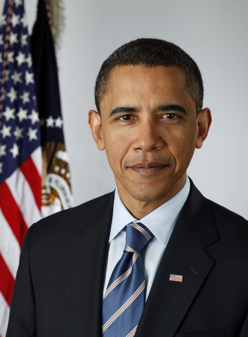 Official White House photo of Barack Obama, the 44th president